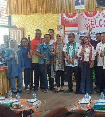 Program Kembara Kasih di Sekolah Dasar Negeri 5 Seriang Nanga Badau, Kalimantan Barat