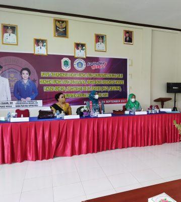 Rapat koordinasi Pokja Bunda PAUD Kabupaten Kapuas Hulu