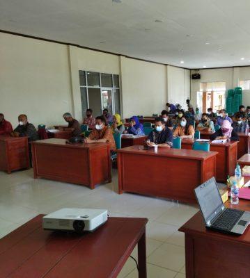KEGIATAN SOSIALISASI ASESMEN NASIONAL JENJANG SMP/MTs TAHUN 2021